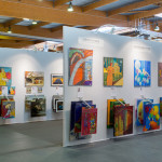 Le stand du Club sur Art3F Paris