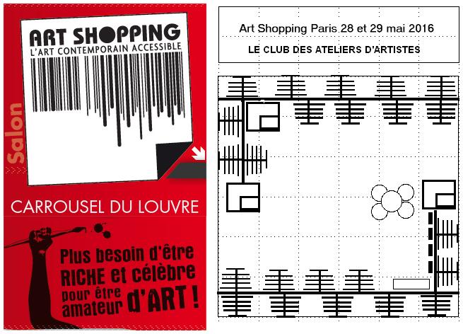 Art Shopping Mai 2016